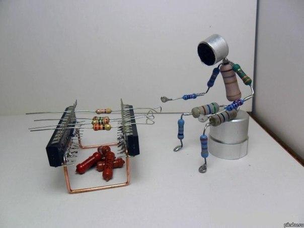 Электроника своими руками для продажи